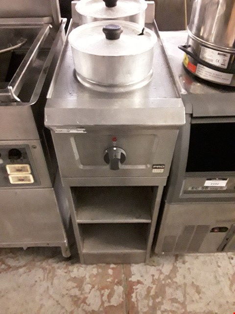 Lot 2103 FALCON PRO LITE 2 POT BAIN MARIE