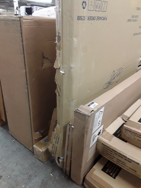 Lot 3148 5 BOXES OF ASSORTED FLAT PACK FURNITURE PARTS