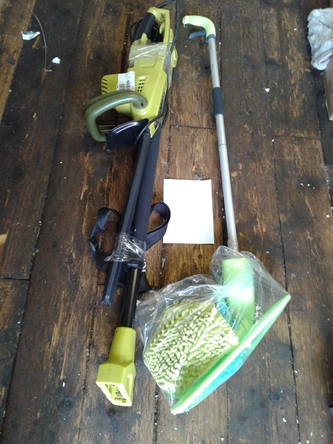 Lot 83 A 24V MULTI TOOL AND A DRY MOP