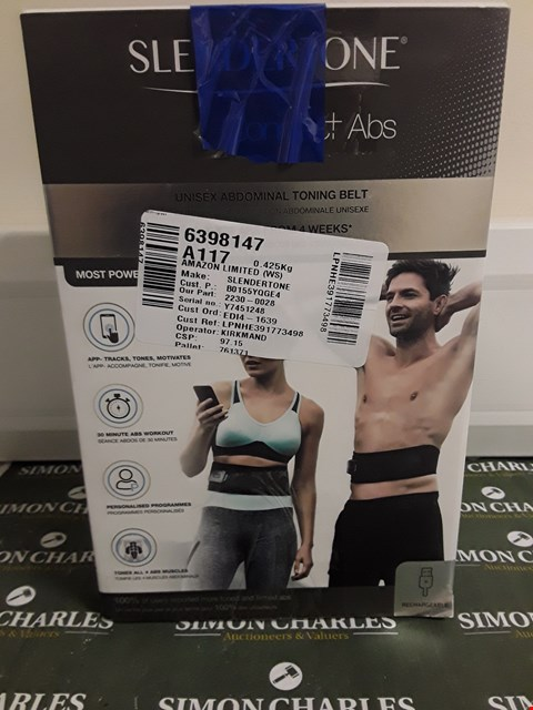 Lot 4172 SLENDERTONE CONNECT ABS