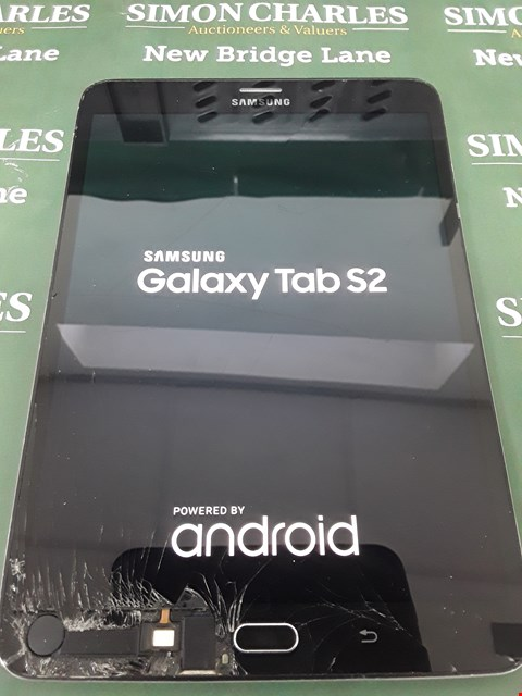 Lot 29 SAMSUNG TAB S2 32GB BLACK TABLET