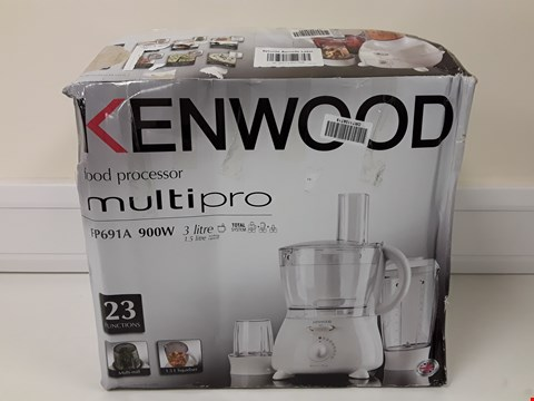 Lot 6006 BOXED KENWOOD MULTIPRO FOOD PROCESSOR
