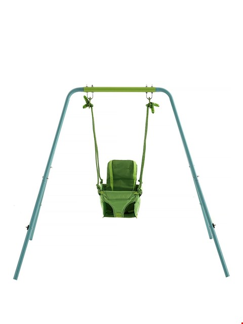 Lot 23 BOXED 2 IN 1 SWING  RRP £65.00