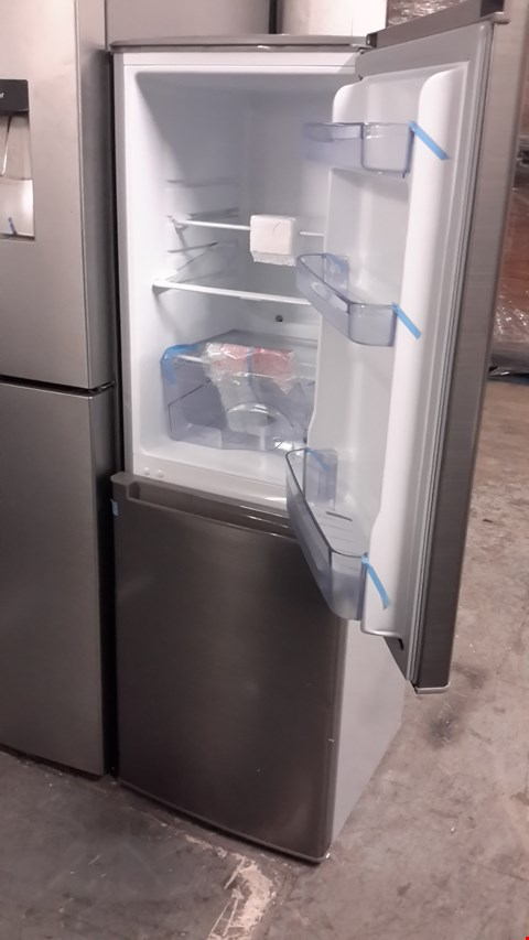 Lot 72 SWAN SILVER 48CM FRIDGE FREEZER  RRP £169.99