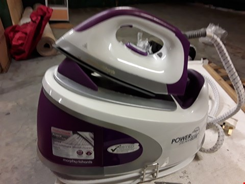 Lot 3020 MORPHY RICHARDS POWER STEAM ELITE IRON