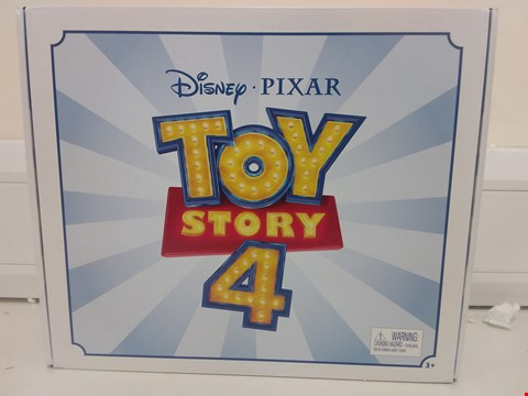 Lot 9035 TOY STORY 4 7 INCH FIGURE 4 PACK
