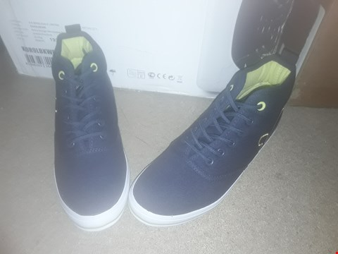 Lot 2237 LOT OF 5 BRAND NEW VOI SHOES TO INCLUDE VESTA KHAKI SHOES SIZE 8 AND FIERY MIRACLE NAVY/GREEN SHOES SIZE 4 RRP £91