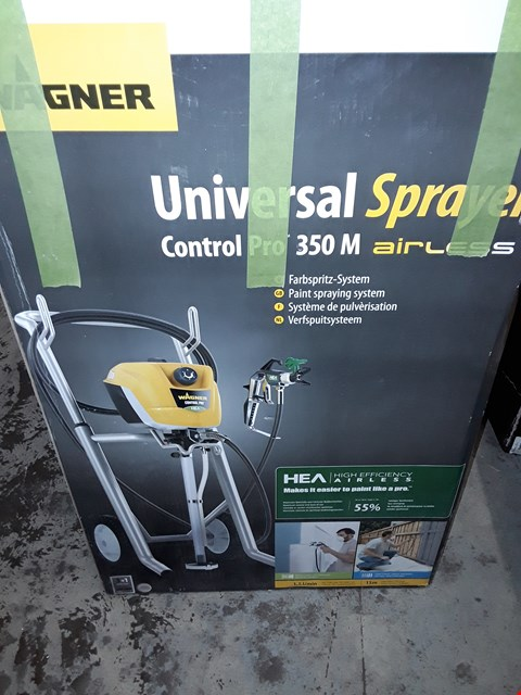 Lot 358 WAGNER UNIVERSAL SPRAYER