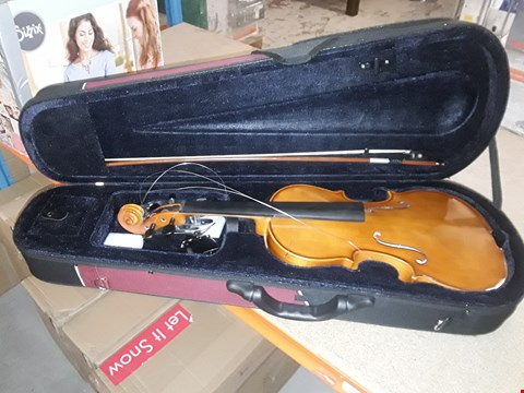 Lot 1647 FORENZA VIOLIN WITH CASE