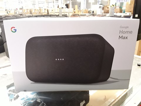 Lot 90 GOOGLE HOME MAX