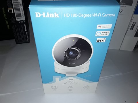 Lot 5066  ROLL OVER IMAGE TO ZOOM IN D-LINK DCS-8100LH INDOOR IP SURVEILLANCE CAMERA