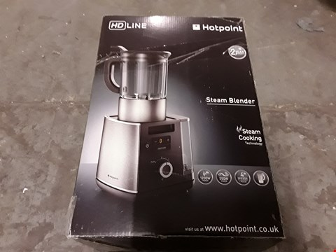 Lot 653 HOTPOINT HD-LINE 4-SPEED STEAM BLENDER