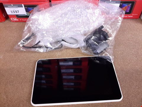"""Lot 380 EGL 7"""" 8GB TOUCH SCREEN ANDROID TABLET"""