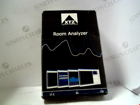 Lot 6276 XTZ ROOM ANALYZER