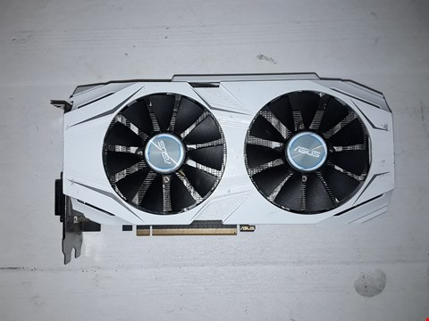 Lot 12246 ASUS GEFORCE GTX 1070 GRAPHICS CARD