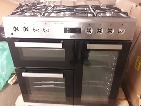 Lot 440 BEKO KDVF90 RANGE COOKER
