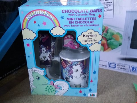 Lot 2422 BOXED MY LITTLE PONY MUG GIFT SET
