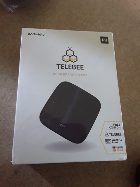 Lot 36 BOXED TELEBEEE ANDROID TV SET