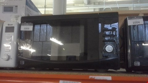 Lot 1005 SWAN SM22110B 23L TOUCH CONTROL MICROWAVE RRP £100
