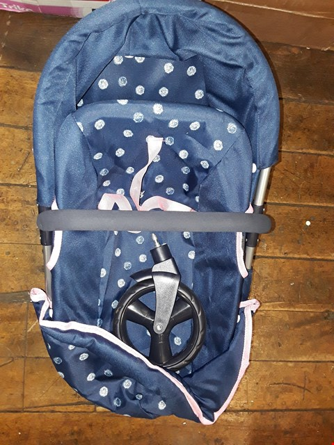 Lot 1126 MAMAS & PAPAS JUNIOR OCARRO DOLLS PRAM RRP £90