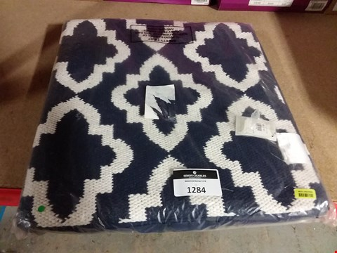 Lot 940 TAYO SEAT CUSHION - INDIGO