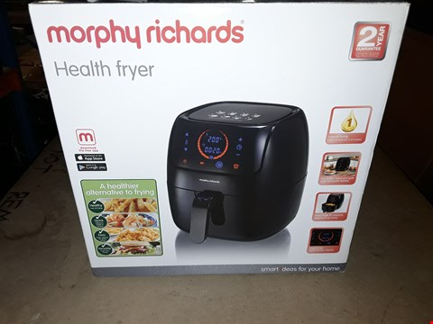 Lot 365 MORPHY RICHARDS HEALTH FRYER