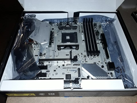 Lot 40 ASUS PRIME X470-PRO MOTHERBOARD