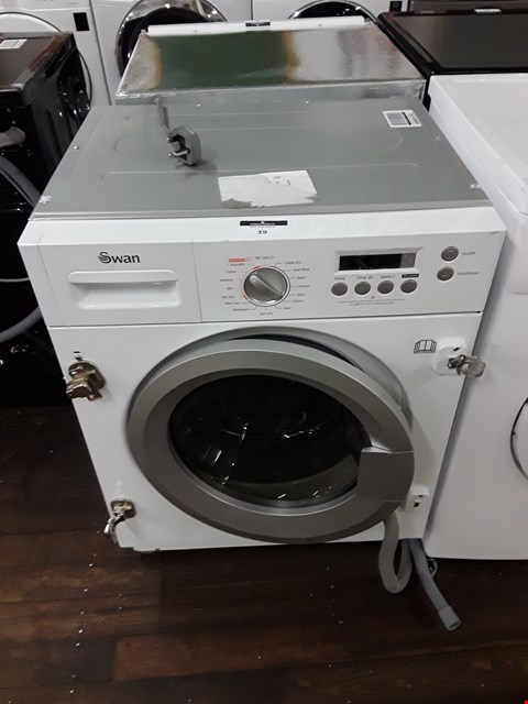 Lot 39 SWAN INTEGRATED WASHER/DRYER  RRP £479.00