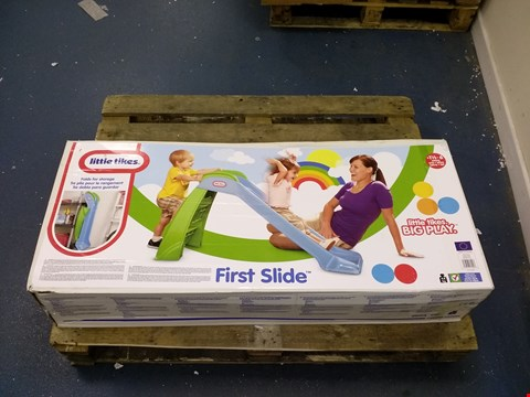 Lot 9206 LITTLE TIKES MY FIRST SLIDE RRP £45.00