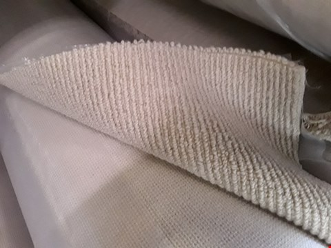 Lot 3775 ROLL OF VARIETY TRIALS BEIGE CARPET APPROXIMATELY 4M X 5M