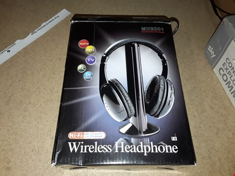 Lot 70 HI-FI S XBS WIRELESS HEADPHONES MH2001