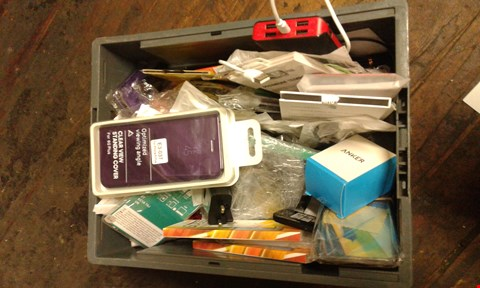Lot 859 ASSORTED PHONE ACCESSORIES - INC CHARGERS, CASES, SCREEN REPLACEMENT  KITS