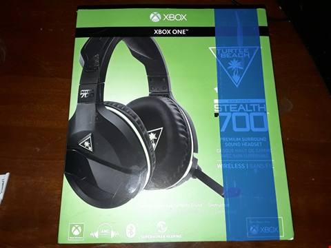 Lot 4313 TURTLE BEACH STEALTH 700X FOR XBOX ONE