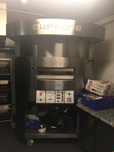 Lot 9085 LARGE CUPPPONE GIOTTO PIZZA OVEN. MODEL: GT140