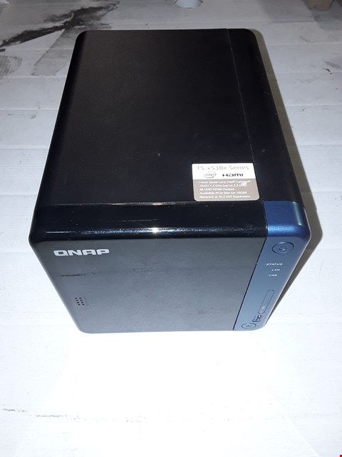 Lot 12277 QNAP 2-BAY NAS TS-253BE