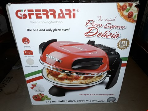 Lot 696 G3FERRARI PIZZA OVEN