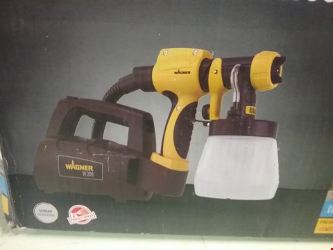 Lot 8269 WAGNER W 200 ELECTRIC PAINT SPRAYER