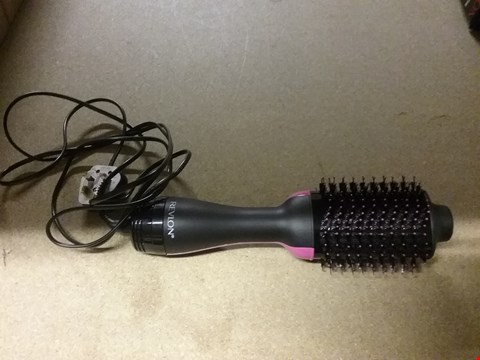 Lot 4520 REVLON SALON ONE STEP HAIR DRYER AND VOLUMISER
