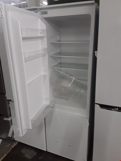 Lot 12064 SWAN INTEGRATED FRIDGE FREEZER