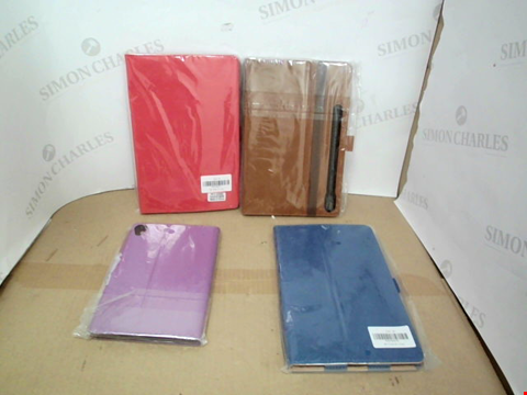 Lot 10589 4 BOXES OF A SIGNIFICANT QUANTITY OF ASSORTED TABLET ACCESSORY ITEMS