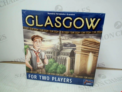 Lot 3107 Glasgow board game