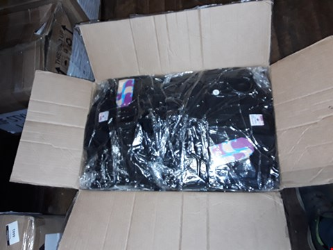 Lot 1373 A BOX OF APPROXIMATELY 50 GIRL'S CARDIGANS - BLACK