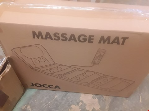 Lot 2248 TWO JOCCA MASSAGE MATS