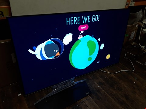 "Lot 4013 LG 55"" OLED55B6V OLED TV"