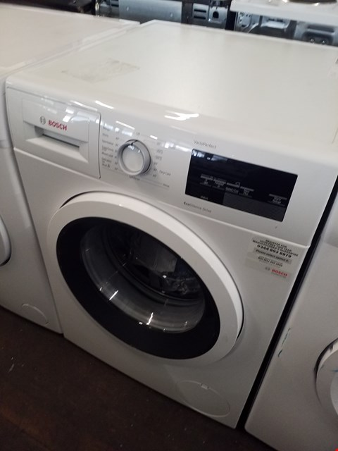 Lot 8557 BOSCH WAT28371GB WHITE 9KG WASHING MACHINE  RRP £599.00