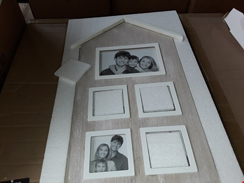 Lot 208 3  BOXES TO AMOUNT TO APPROXIMATELY 15 FAMILY HOUSE FRAMES