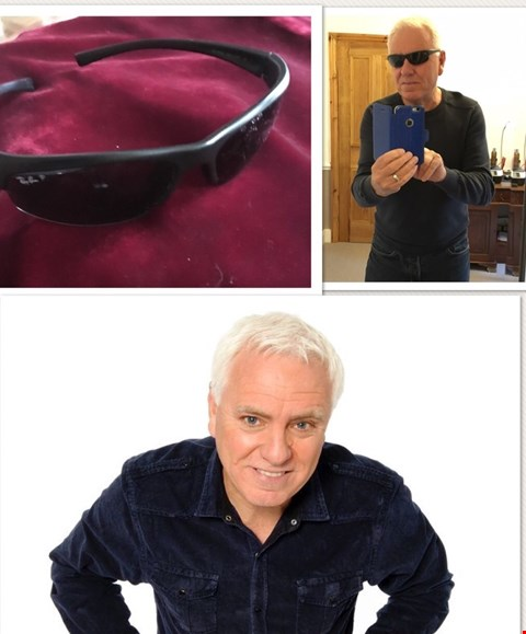 Lot 17 SHADES DONATED BY BRITISH COMEDIAN AND ACTOR DAVE SPIKEY