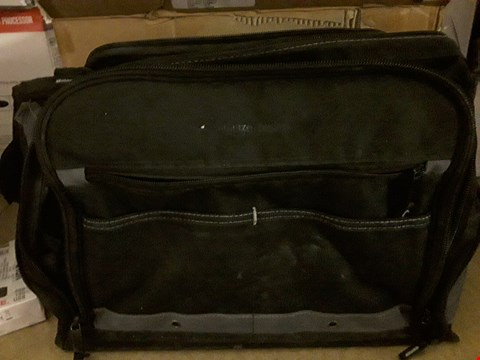 Lot 2306 AMAZON BASICS ELECTRICIANS TOOL BAG