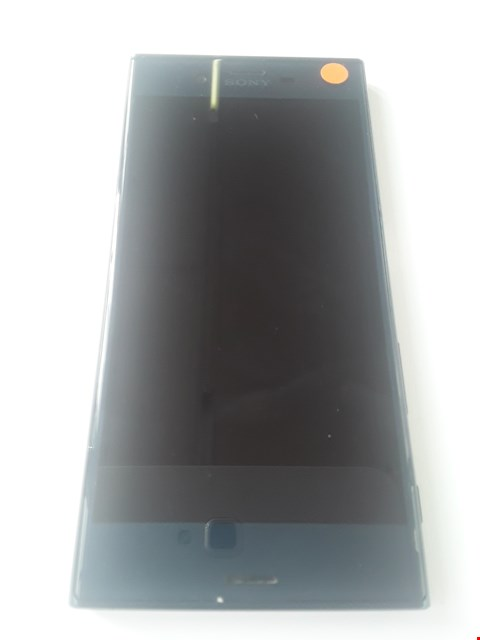 Lot 86 SONY XPERIA XZ BLACK MOBILE PHONE