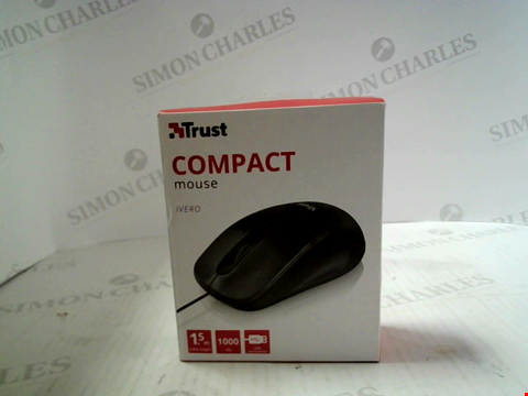 Lot 6009 TRUST IVERO COMPACT MOUSE